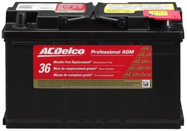 AC Delco AGM Battery Review