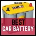 Best Car Battery 2017