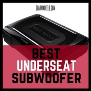 Best Underseat Subwoofer 2017