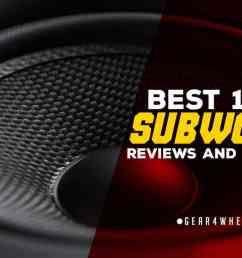 best 15 inch subwoofer 2019 reviews and comparison  [ 1200 x 686 Pixel ]