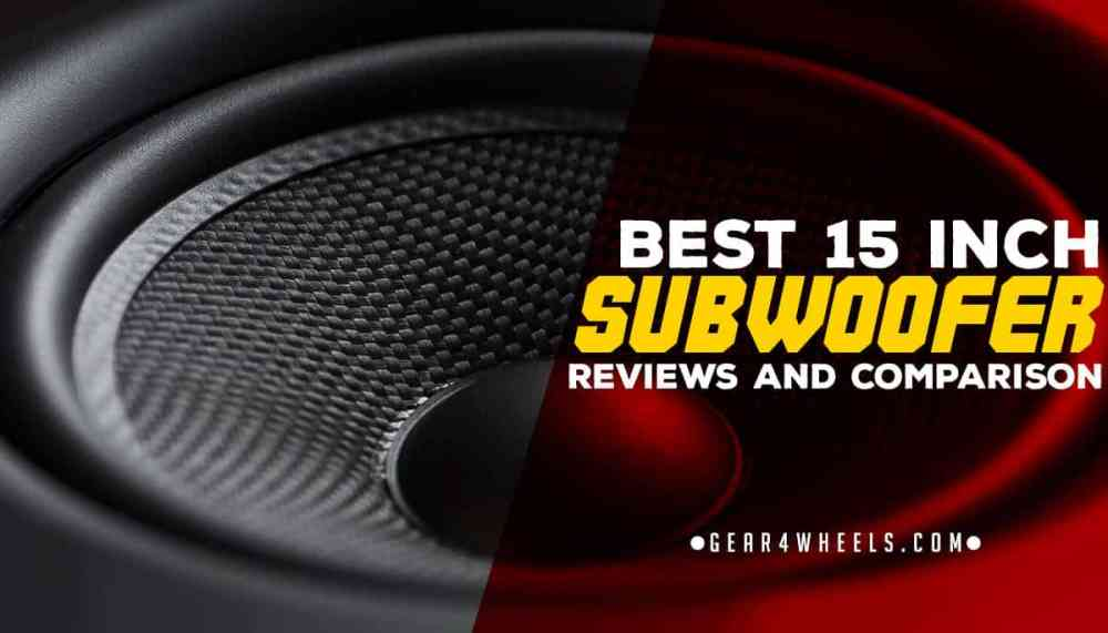 medium resolution of best 15 inch subwoofer 2019 reviews and comparison