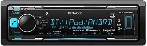 Kenwood KMMBT315U review
