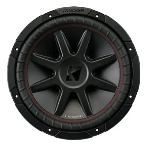 CompVR serie subwoofers review
