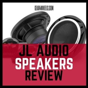jl audio speakers review