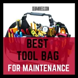 BEST TOOL BAG FOR MAINTENANCE