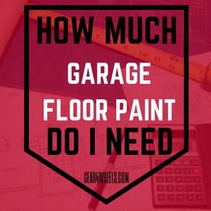 How much garage floor do i need (1)