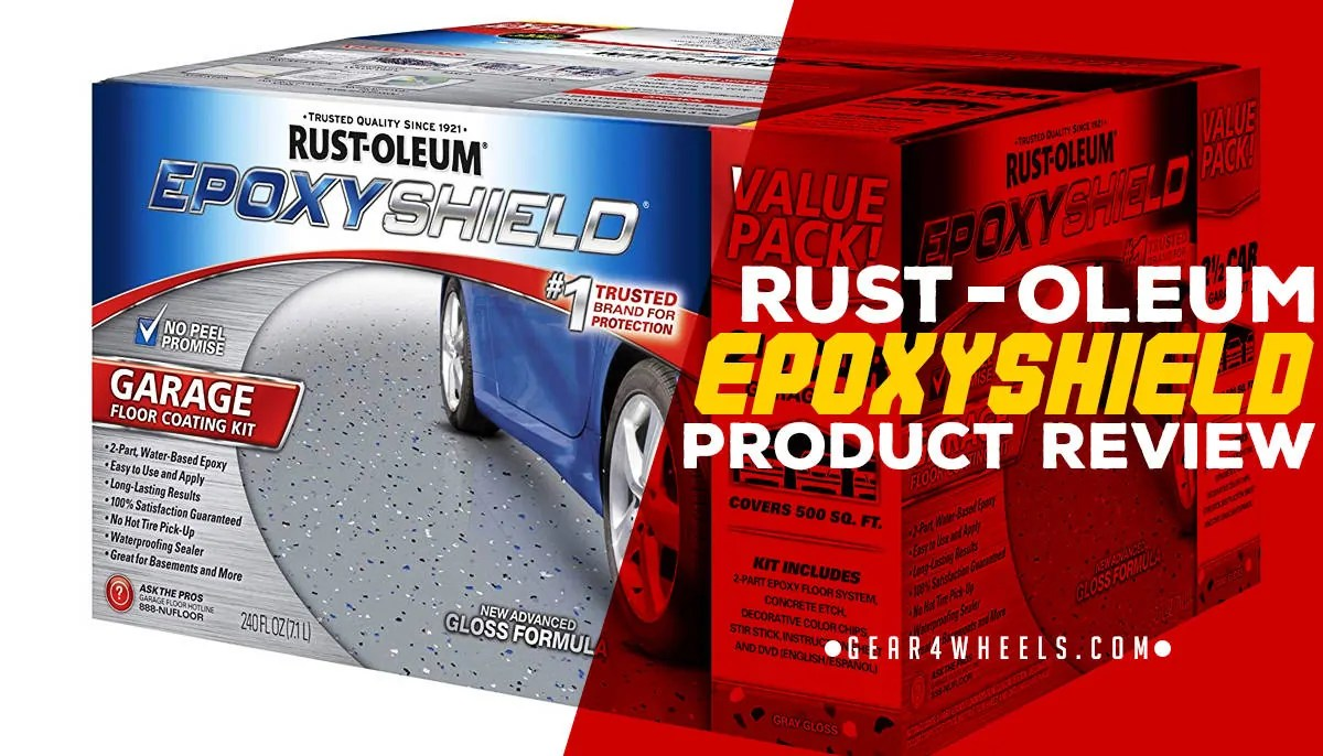Rust Oleum Epoxy Shield Colors