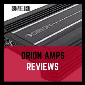 ORION AMPS REVIEWS