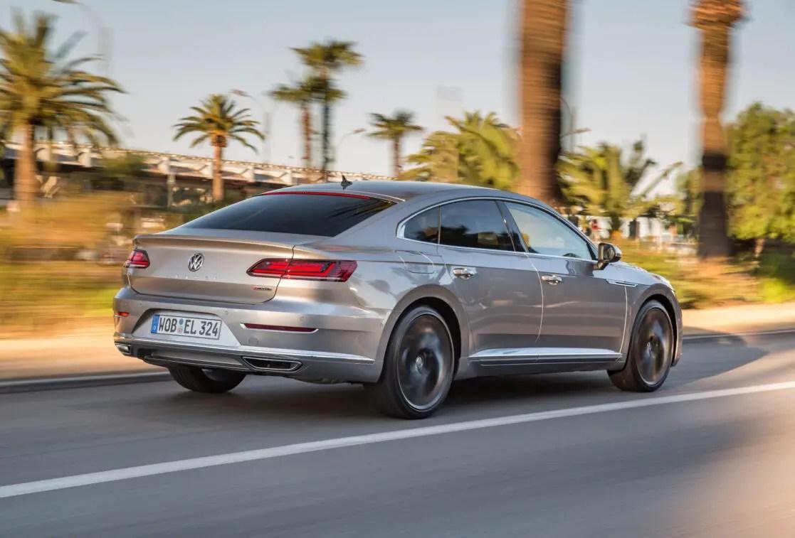 The 2019 VW Arteon is a driving fanatics dream