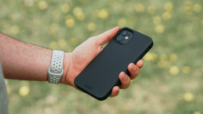 This biodegradable case protects your phone and the planet