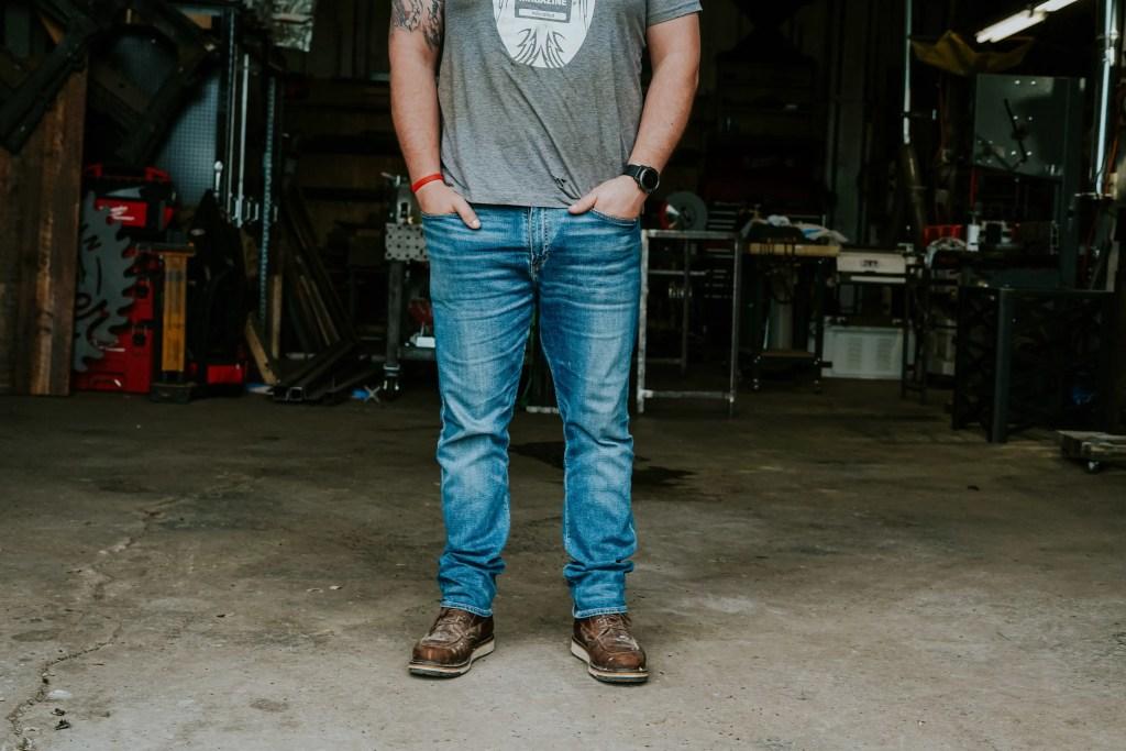 Revtown jeans garage