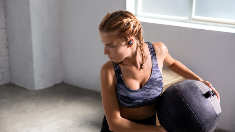 The headphones that made me ditch my Beats for working out