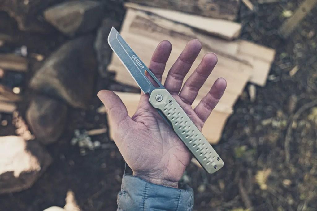 Gerber knife Ayako