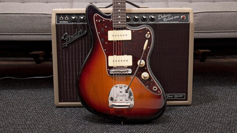 Get jazzed about Fender's new line of Jazzmasters