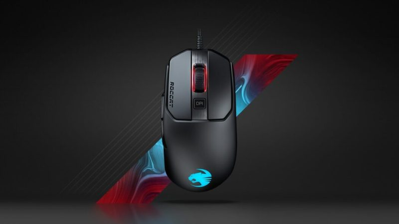Is the Roccat Kain 120 Aimo Gaming Mouse a masterpiece?