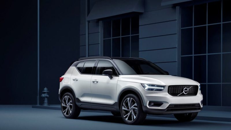 Don't fear the Volvo XC40's touchscreen