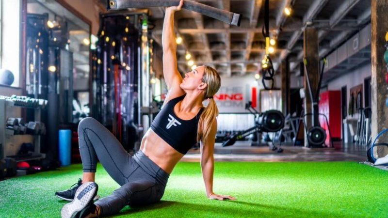 Explore a variety of exercises with the FitFighter Steel Hoses