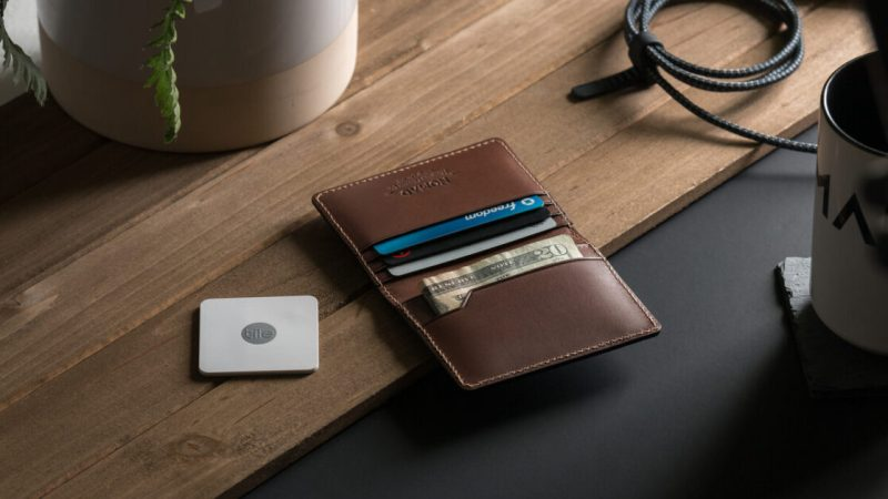 I'll never worry about losing my wallet again