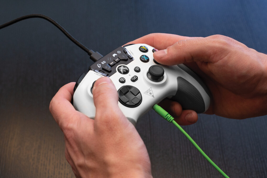Turtle Beach's first controller may have just beaten Microsoft