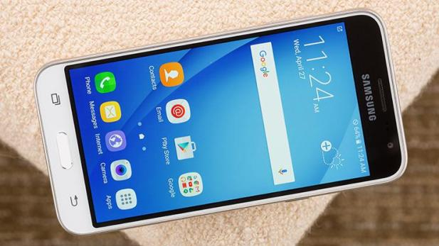 root Samsung Galaxy J3 without PC