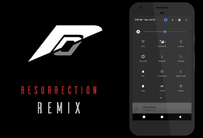 Resurrection Remix For DEXP Ixion ML 4.7
