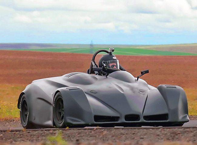2010 Palatov DP4 Super Go-Kart 7