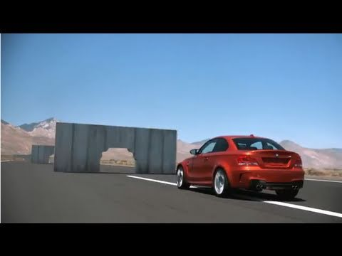 BMW 1 Series M Coupe 1