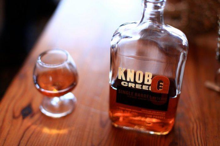 Knob Creek Single Barrel Reserve   Tasting Notes