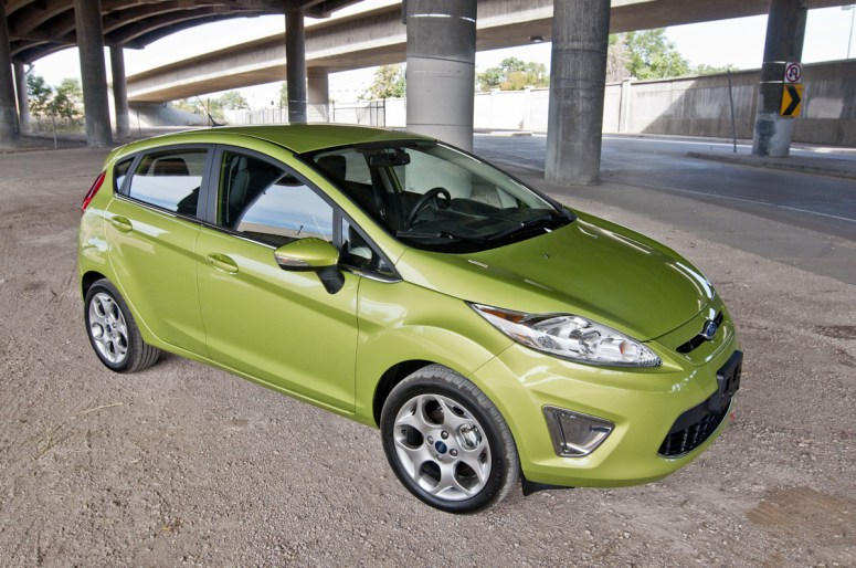 2011 Ford Fiesta SES Review -- Review 2