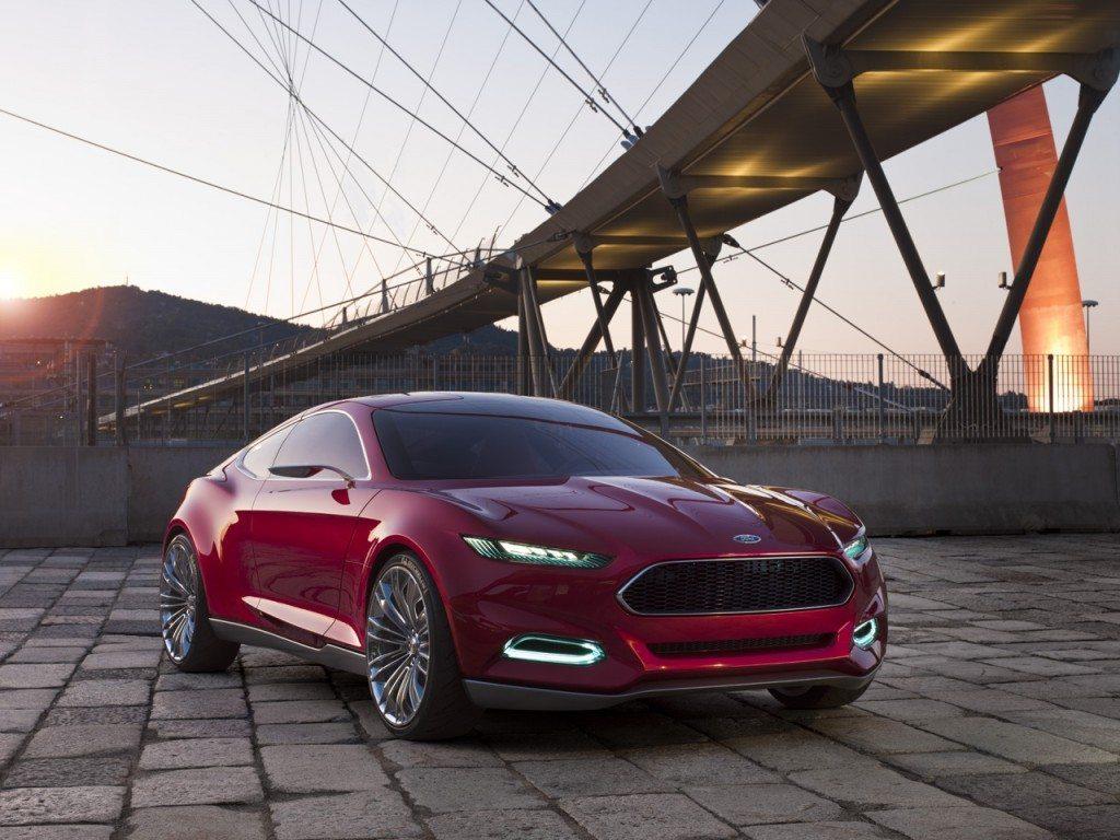 Ford Evos Concept 2