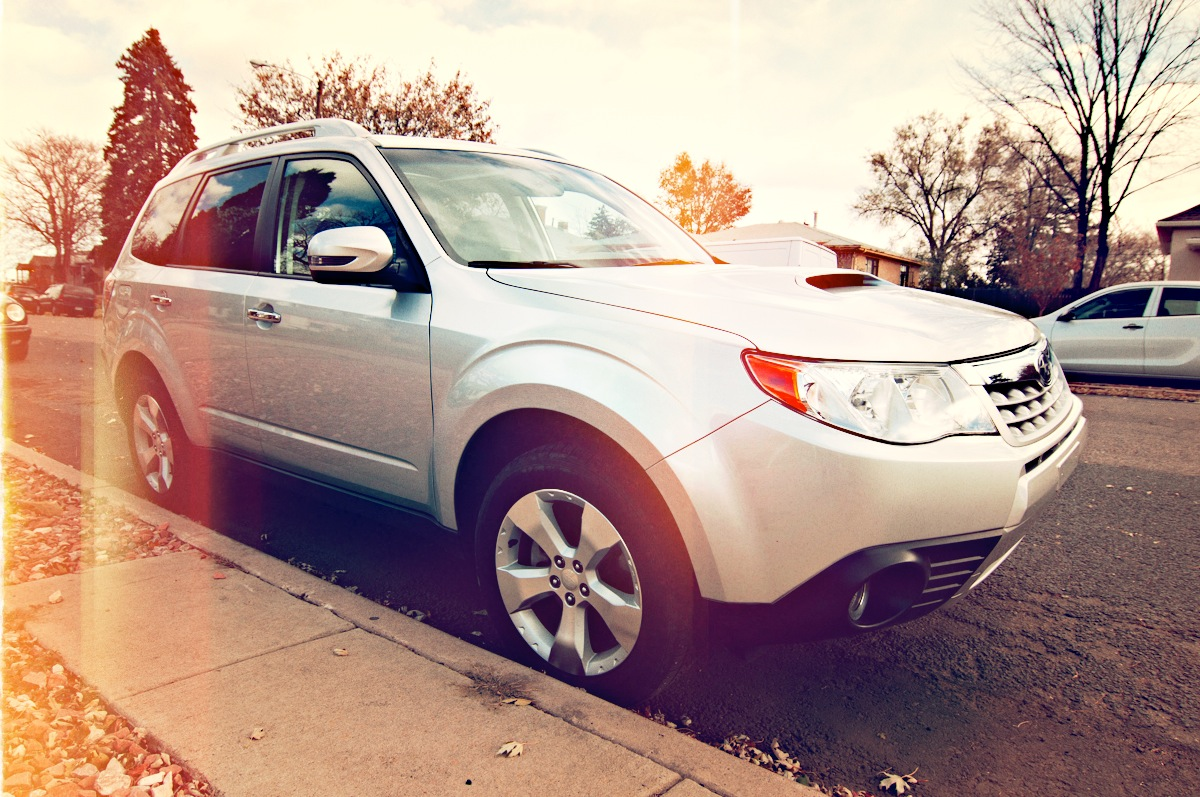 2011 Subaru Forester 2 5xt Touring Review Review Gear Grit