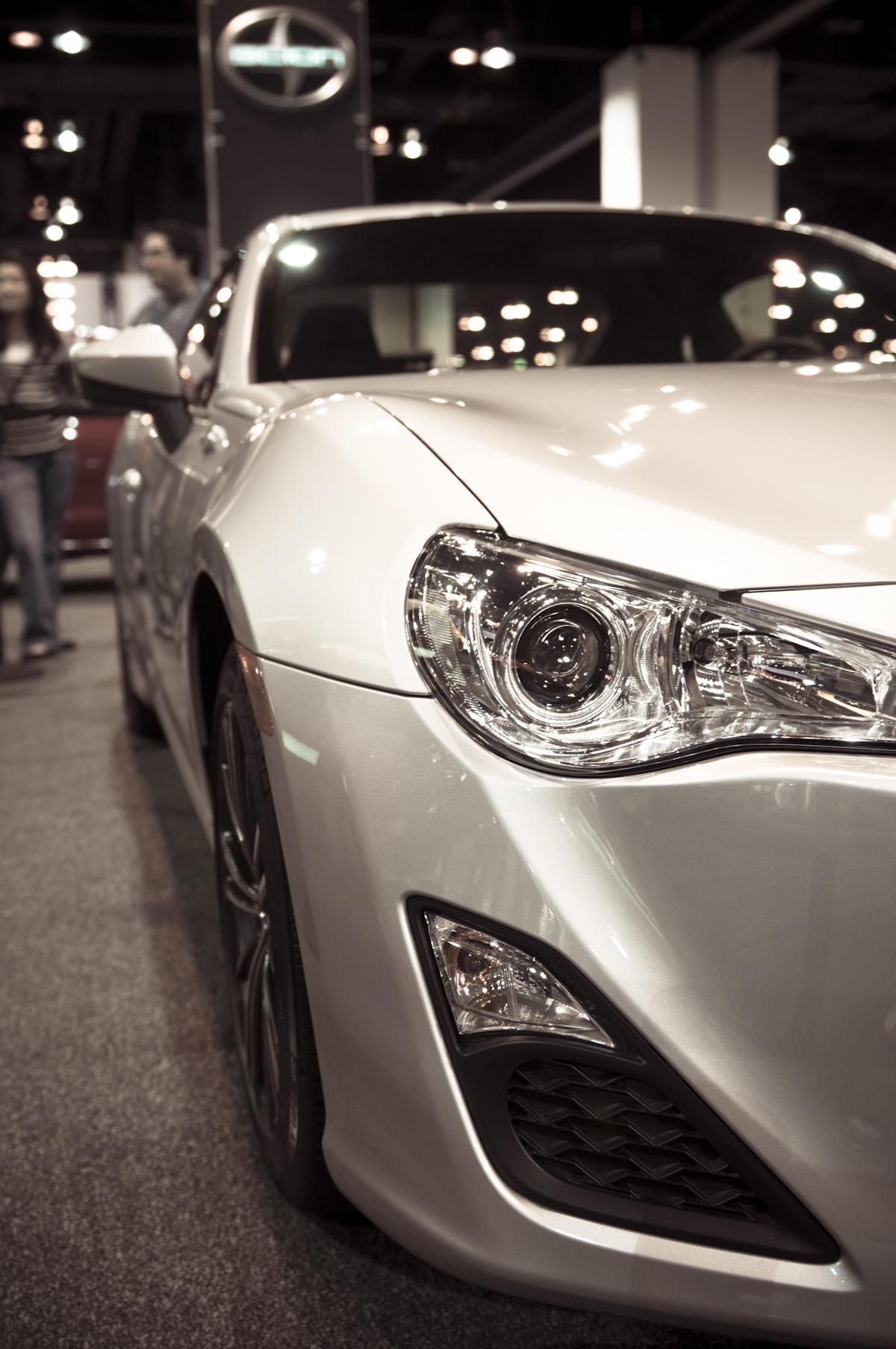 Photos From the 2012 Denver Auto Show 8