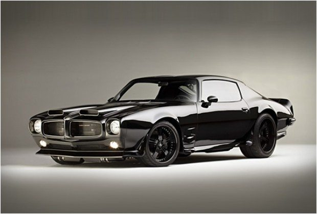 1970 Pontiac Firebird by All Speed Customs 1