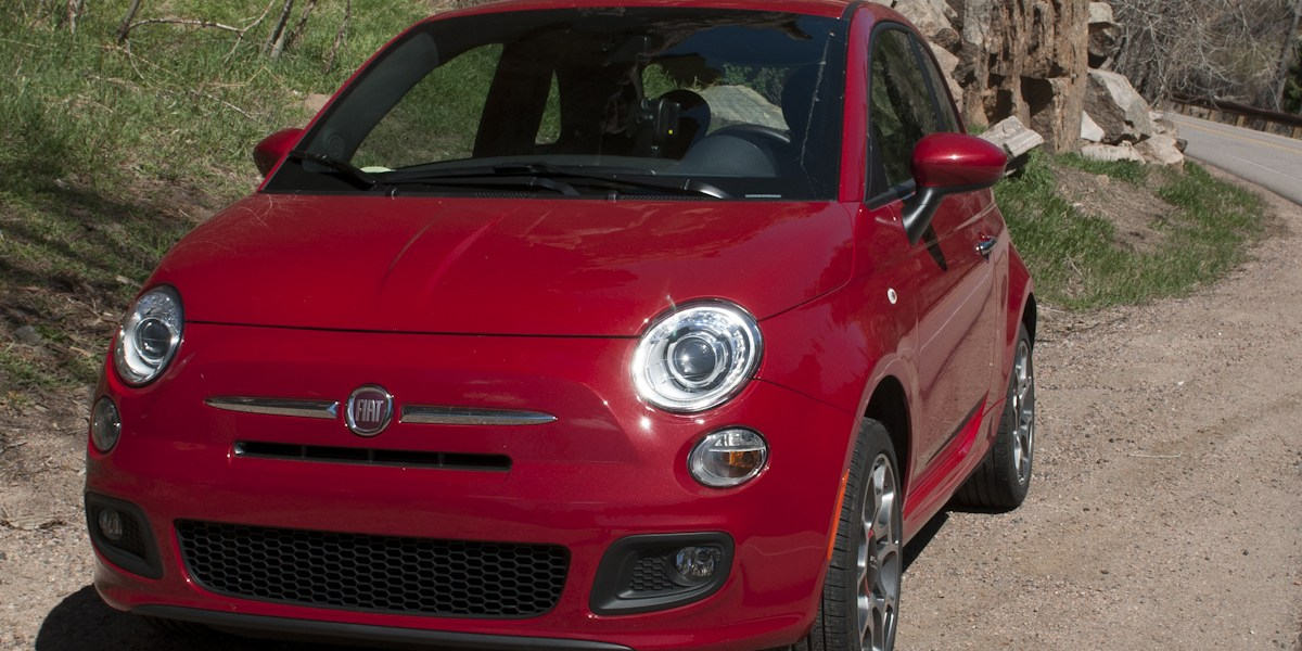 2012 Fiat 500 Sport Review -- Review 1