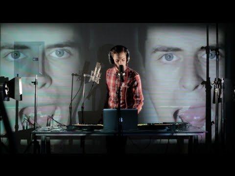 Mike Tompkins Remixes Skrillex & Santigold 1