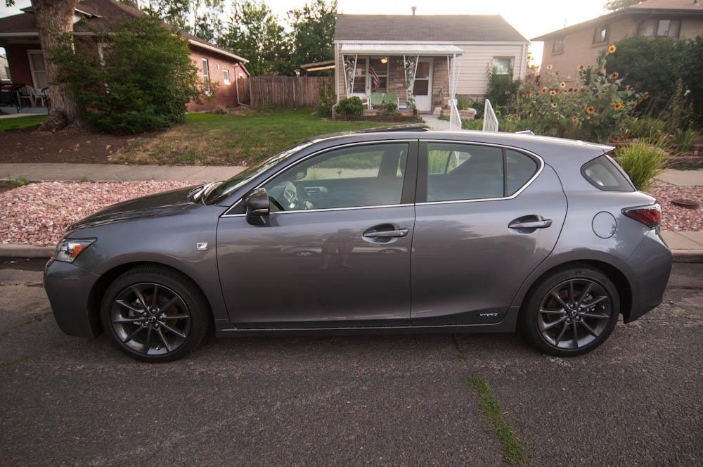 2012 Lexus CT200h Review -- Review 26