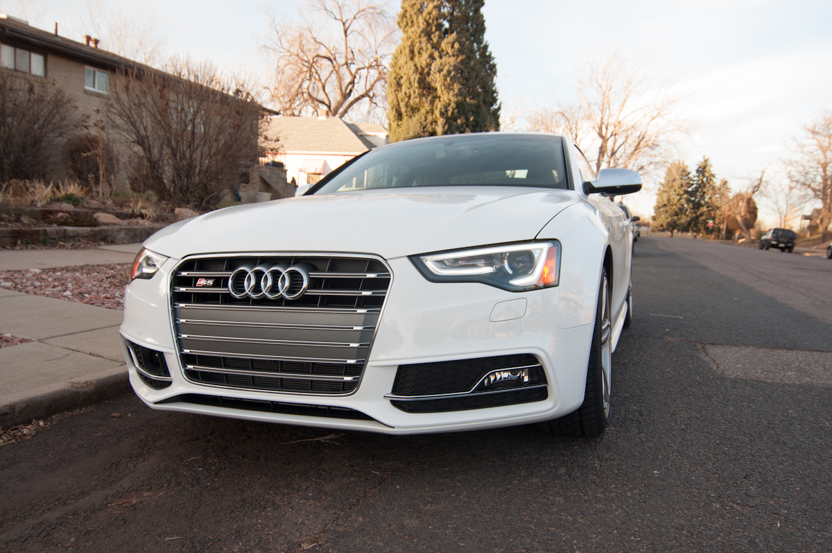 2013 Audi S5 Review -- Review 8