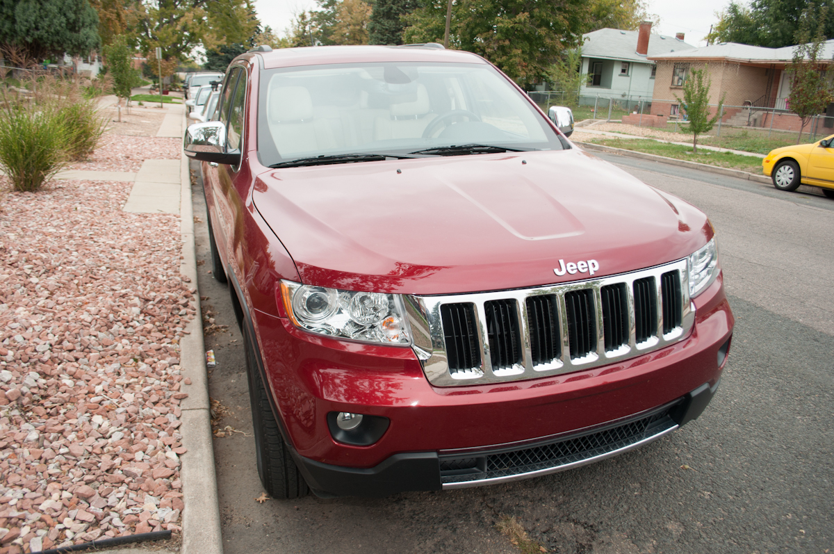 2012 Jeep Grand Cherokee Limited 4X4 Review    Review