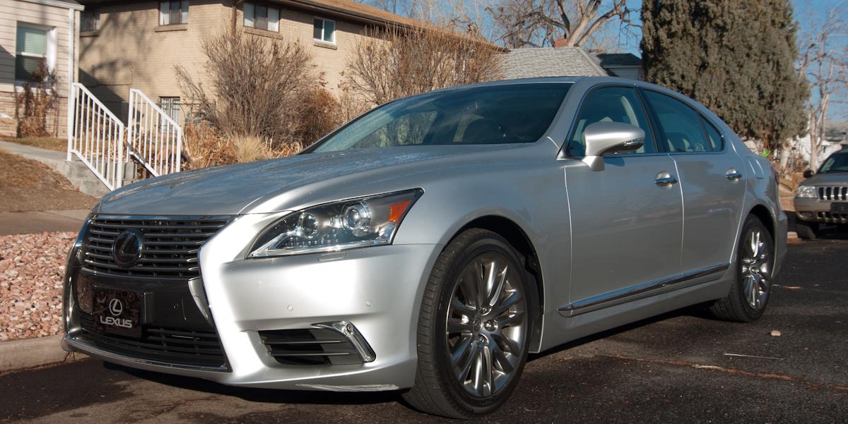 2013 Lexus LS 460 Review    Review