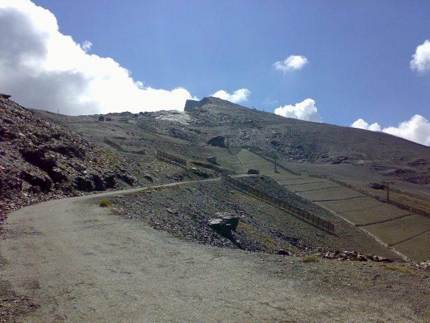 Pico del Veleta, Spain