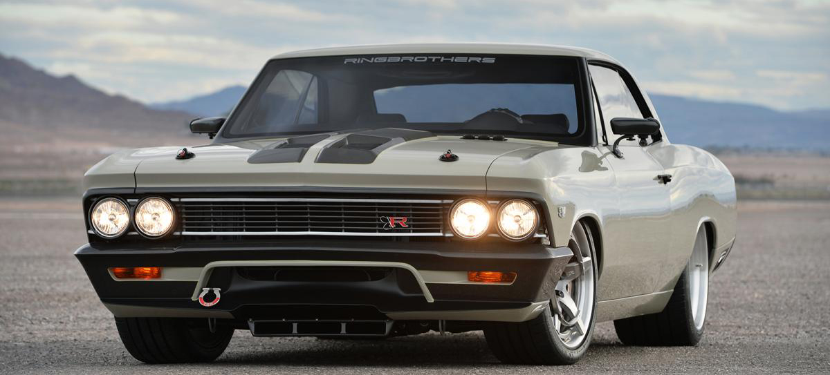 """Ring Brothers 1966 Chevrolet Chevelle """"Recoil"""" 4"""