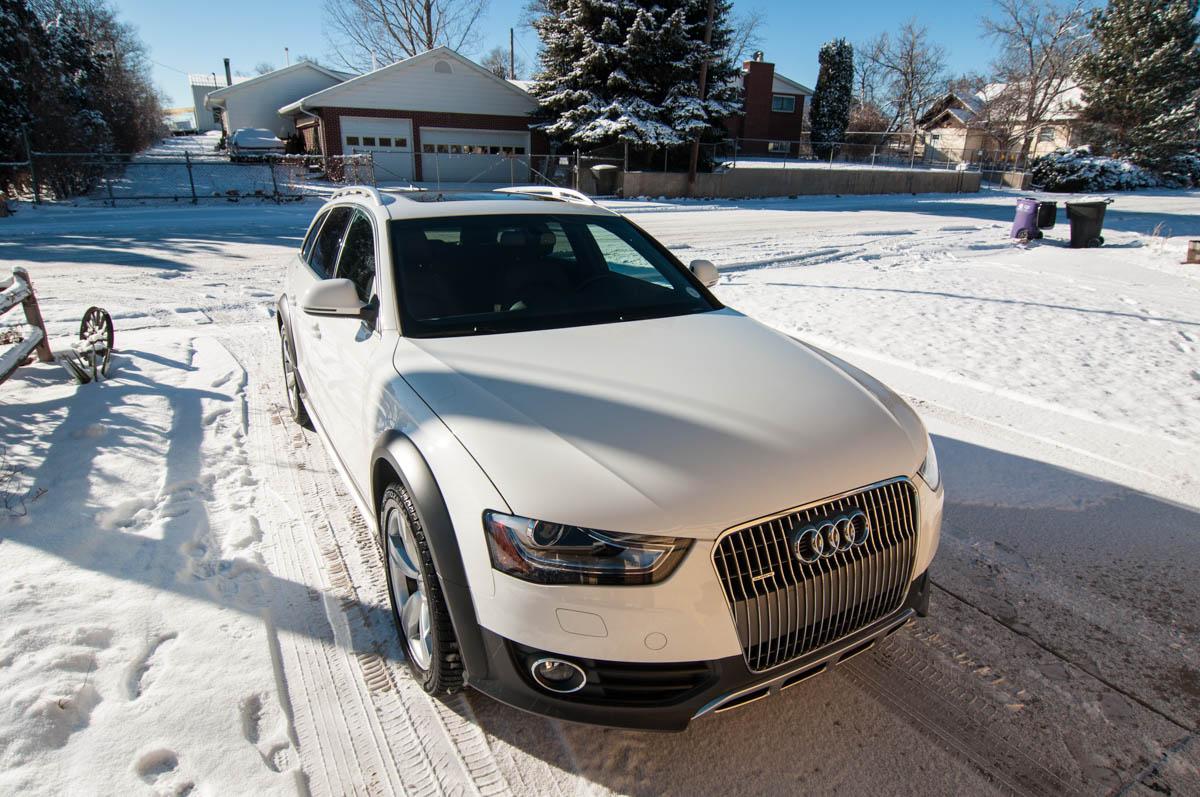 2015 Audi allroad 2.0T Quattro Tiptronic — Review 4