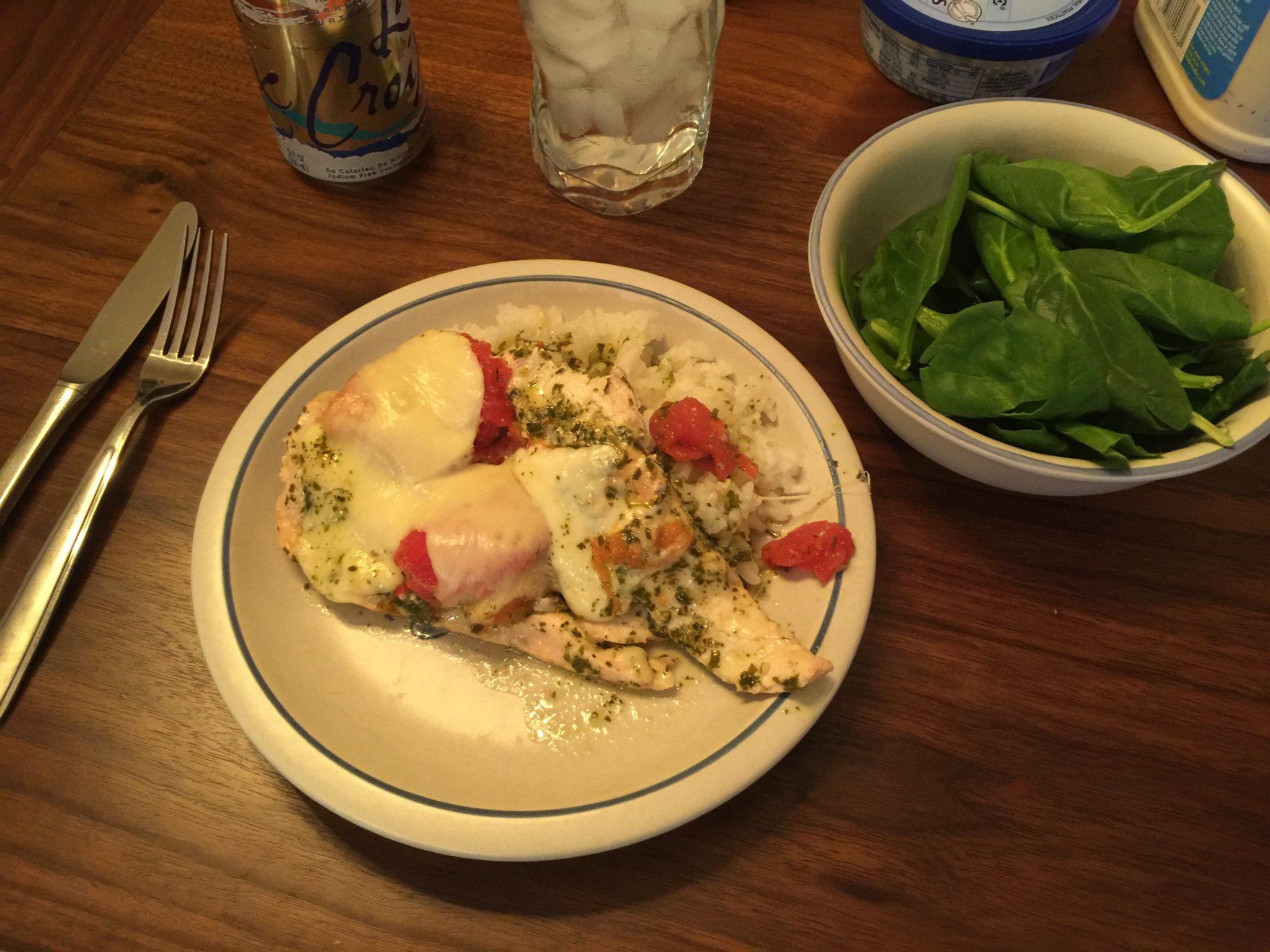 Recipe: Easy Italian Caprese Chicken Bake 6