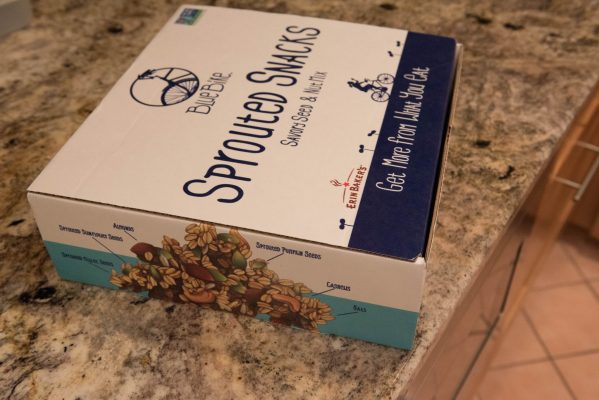 Review: Erin Baker's Blue Bike Sprouted Snacks 9