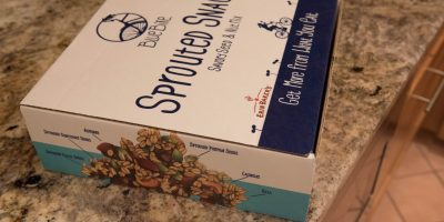 Review: Erin Baker's Blue Bike Sprouted Snacks