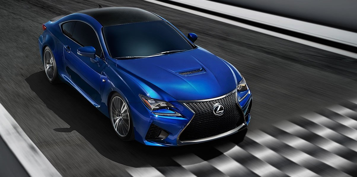 Lexus is Building an RC F Sport on Facebook Live Today 1