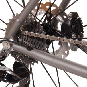 Moots 3D Printed Flat Mount Dropout