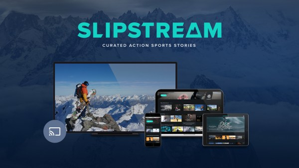 'Slipstream' a Netflix-like Streaming Service for Adventure Films 15