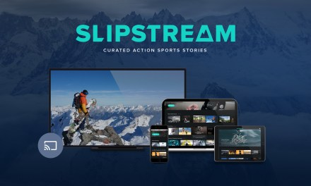'Slipstream' a Netflix-like Streaming Service for Adventure Films