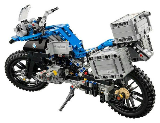 LEGO Technic BMW R 1200 GS 2
